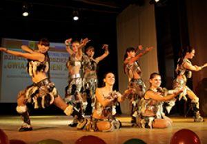 Секция хореографии