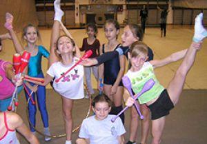 Секция гимнастики